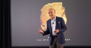 Abraham Verghese at Frontiers in Medicine 2020