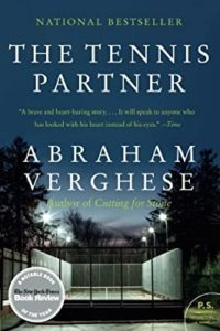 Cover for The Tennis Partner